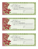 Holiday Staff Coupons Part 1