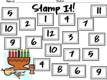 Holiday Stamp It!