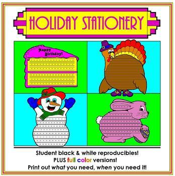 Holiday Stationery