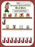 Holiday Stocking Word Work