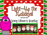 Christmas Story Elements Book Report Craft
