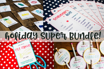 Holiday Super Bundle