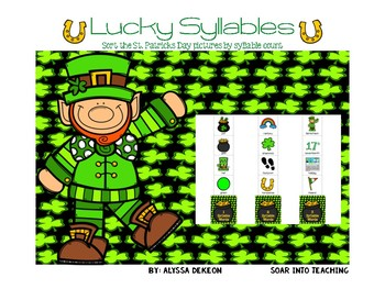 Holiday Syllables {St. Patricks Day}