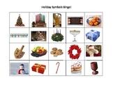 Holiday Symbol Bingo!