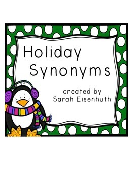 Holiday Synonyms
