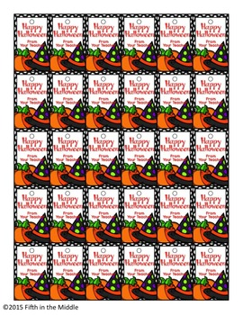 Holiday Reward Tags - Lots of Versions Available!