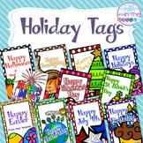 Holiday Reward Tags - Lots of Versions Available!