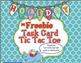Holiday Task Card Tic Tac Toe Freebie
