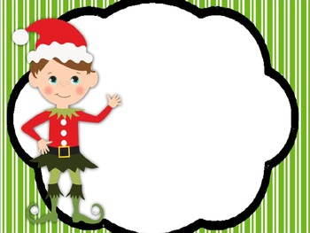 Holiday Templates for your Smart board Create your own resources