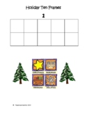Holiday Ten Frames