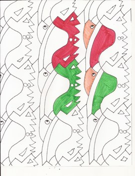 Holiday Tessellation Challenges