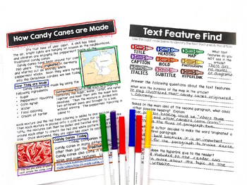 Holiday Text Features