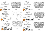 Holiday Thank You Cards - Editable!
