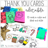 Holiday Thank You Notes   Thank You Cards to Students