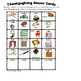 Holiday Thanksgiving Food Sort