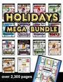 Holiday Activities Mega Bundle