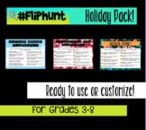 Holiday Themed Fliphunts