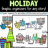 Holiday-Themed Graphic Organizers {For Any Christmas or Ha