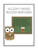 Holiday-Themed Reading Responses