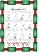 Holiday Themed Skip Counting and Multiples Practice