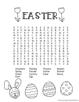 Holiday Themed Word Search Bundle! 11 Word Search Worksheets Included!