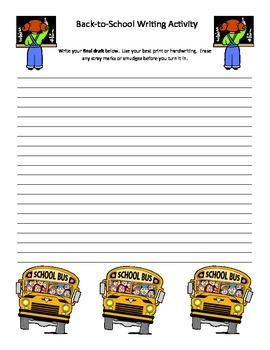Holiday Themed Writing Activities