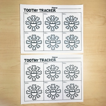 Holiday Toothy® Mats
