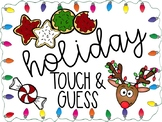 Holiday Touch and Guess Activity!