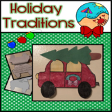 Christmas Activities for First Grade: Holiday Traditions