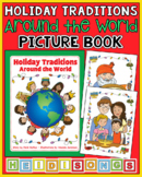 Holiday Traditions Around the World Picture Book - Heidi Songs