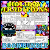 Holiday Traditions Around the World Book Bundle