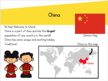 Holiday Traditions Around the World - China (Chinese New Year)