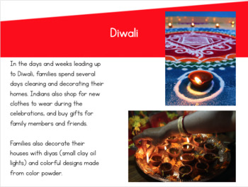 Holiday Traditions Around the World - Diwali