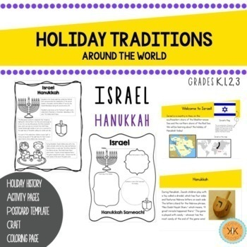 Holiday Traditions Around the World - Hanukkah