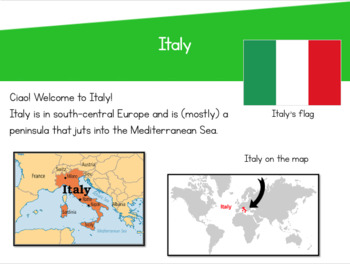 Holiday Traditions Around the World - Italy