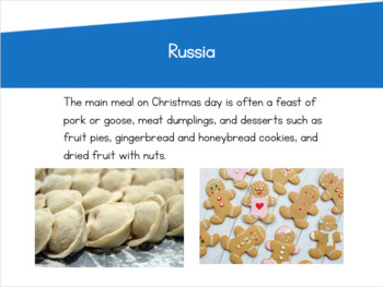 Holiday Traditions Around the World - Russia