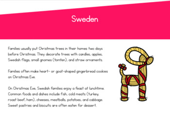 Holiday Traditions Around the World - Sweden