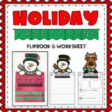 Holiday Traditions Flipbook & Craft