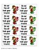 Holiday Treats Phonics: Beginning Digraphs Pack