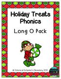Holiday Treats Phonics: Long O Pack