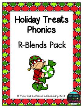 Holiday Treats Phonics: R-Blends Pack
