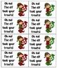 Holiday Treats Phonics: Short Vowel Bundle