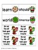 Holiday Treats Sight Words! Fry List 2
