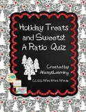 Holiday Treats and Sweets! A Ratio Quiz for Christmas