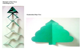 Art ... FREE! Make Famous Artists' Ornaments & Holiday Tree (8 pg Cut & Paste)