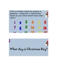 Holiday Trivia Game