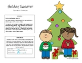 Holiday/Ugly Sweater Antonyms and Synonyms