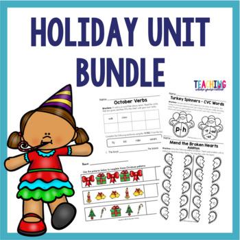 Holiday Units Bundle