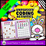 Holiday Unplugged Coding Activities (Easter Coding Unplugg