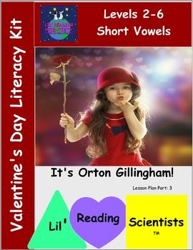 Valentine's Day Literacy Center Fun (OG)